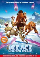 Ice Age - Kollision voraus! 3D poster