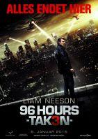 96 Hours - Taken 3 poster