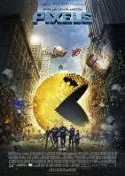 Pixels 3D poster