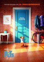 Pets 3D poster