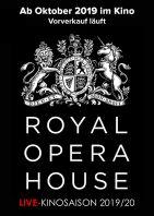 Royal Opera House 2019/20: Das Dante-Projekt