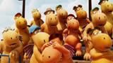 Der Kleine Drache Kokosnuss 3D