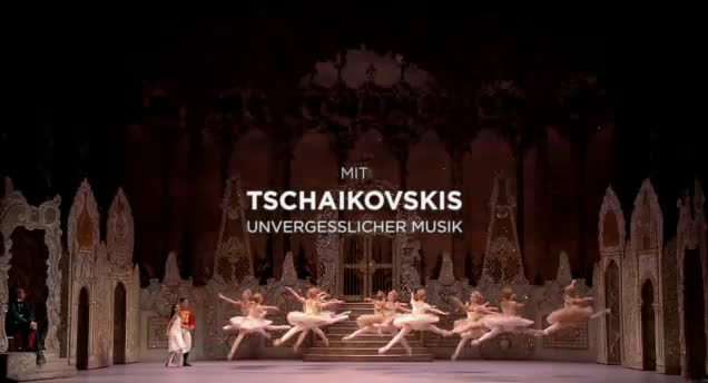 Royal Opera House 2016/17: Der Nussknacker (Wright)