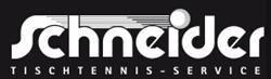 Schneider Tischtennis-Service